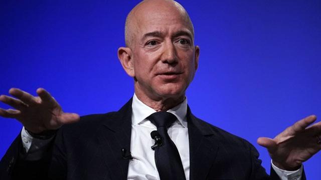Những câu chuyện thú vị về Jeff Bezos