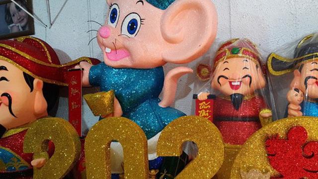 Chuột mốp khổng lồ giá bạc triệu ở Sài Gòn
