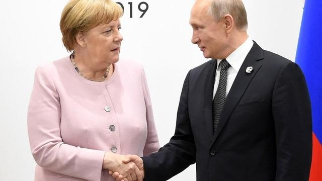 Nga, Đức làm lành với nhau, phương Tây vỡ trận?