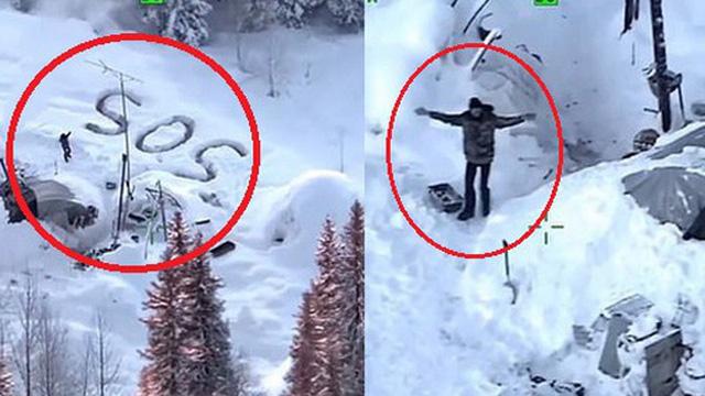 Nhà cháy tan tành, người đàn ông vẫn sống sót ngoạn mục sau 3 tuần mắc kẹt trong vùng tuyết -40 độ C