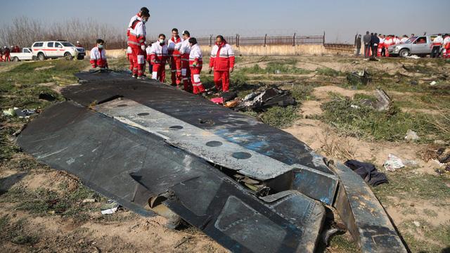 Vụ Iran bắn nhầm máy bay Ukraine: Tehran tố Mỹ gây nhiễu radar