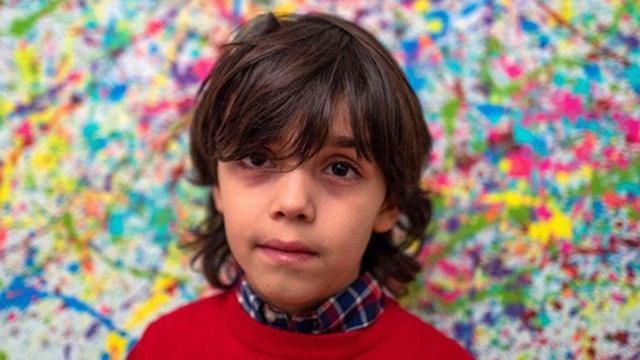 Picasso nhí của Đức gây ra 'cơn bão' trong thế giới nghệ thuật dù mới chỉ 7 tuổi