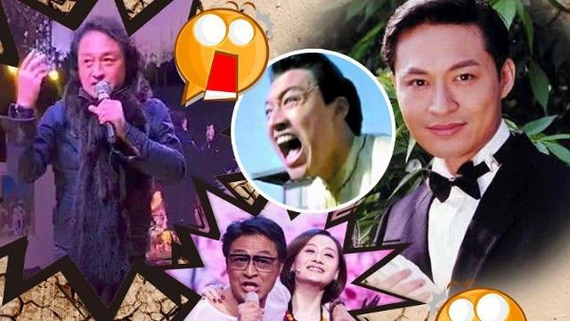 Tài tử Mã Cảnh Đào dù già nua chảy xệ vẫn hét giá hơn 1 tỷ đồng cho một lần xuất hiện