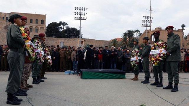 Chạy đua ngăn Libya thành Syria thứ 2