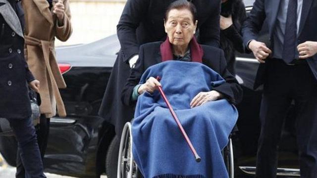Người sáng lập Tập đoàn Lotte qua đời ở tuổi 99