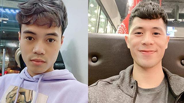 Văn Toàn, Đình Trọng khoe tóc mới đón Tết, gây sốc với phát ngôn: Chúng mình yêu nhau