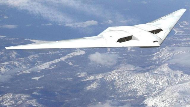 Quân đội Nga đã nghĩ tới máy bay ném bom chiến lược không người lái
