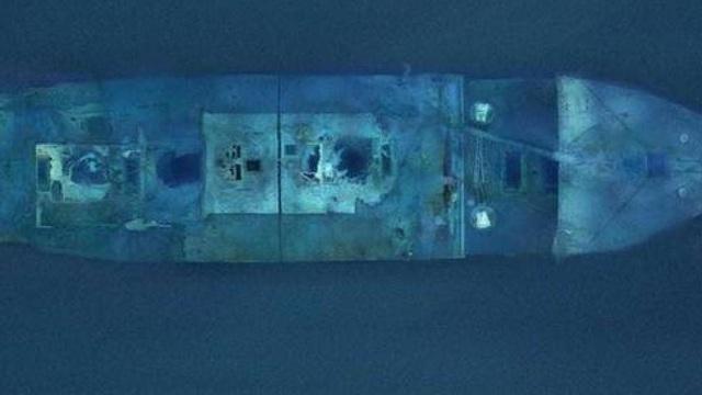 Săn kho báu ẩn giấu bên trong xác tàu Titanic