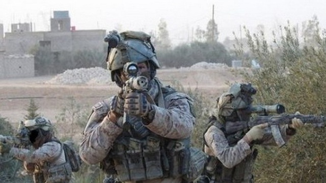 [ẢNH] Lính đặc nhiệm Nga trực tiếp bảo vệ cơ sở hạt nhân Iran?
