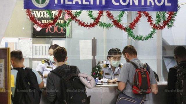 Xác nhận người Thái Lan đầu tiên nhiễm virus lạ từ Vũ Hán