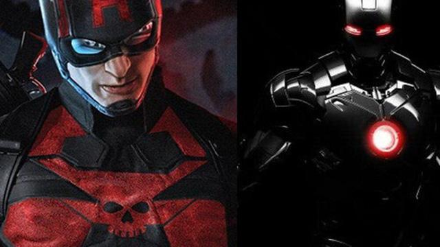 Biệt đội Avengers bất ngờ hóa phản diện độc ác trong loạt ảnh fan art chất lừ