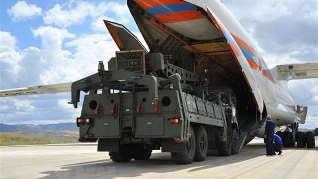 Thổ Nhĩ Kỳ khẳng định S-400 không phải là mối đe dọa với NATO