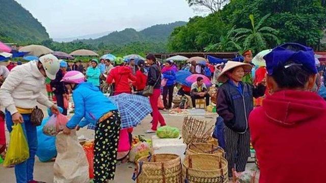 Độc đáo chợ phiên phố Đòn có từ thời Pháp ở vùng cao Thanh Hóa