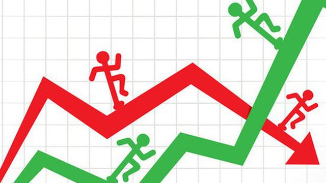 Những cổ phiếu tăng sốc – giảm sâu năm 2019