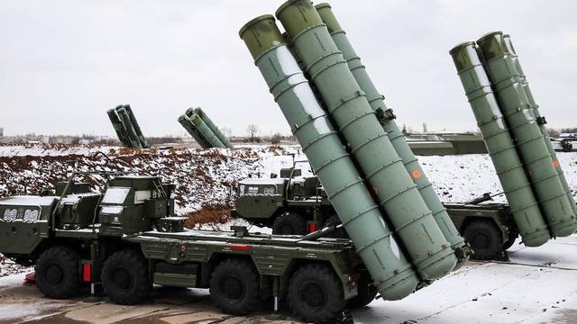 Nga bàn giao xong hệ thống tên lửa S-400 thứ hai cho Trung Quốc
