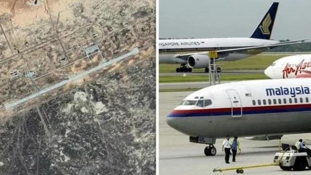 Sốc MH370: Bằng chứng không tặc hạ cánh máy bay trên đất liền