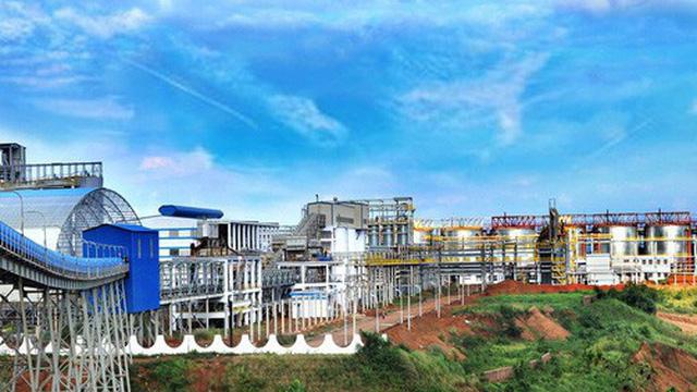 Chuyên gia Trung Quốc chưa trở lại làm việc ở nhà máy Alumin Nhân Cơ Đắk Nông
