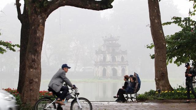 Thời tiết ngày 8/2: Không khí lạnh gây mưa, trời rét đậm, rét hại