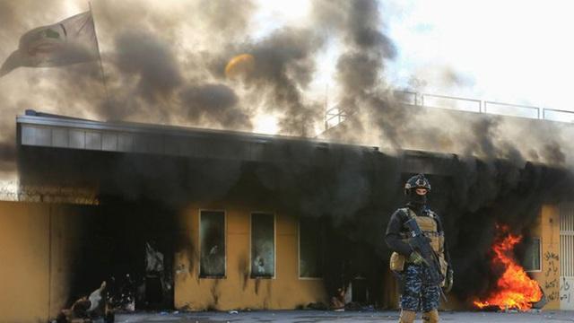 Iran tố Mỹ cố che giấu thiệt hại nặng nề do tên lửa tấn công