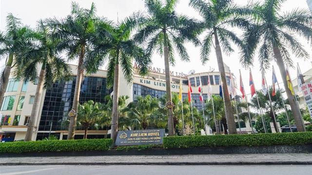 """Bầu Thụy sắp xây siêu dự án trung tâm thương mại và shophouse trên """"đất vàng"""" của khách sạn Kim Liên với quy mô 14.300 tỷ đồng"""