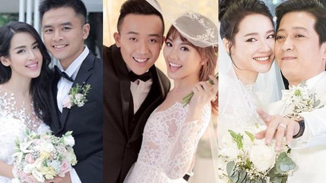 Nức lòng với 4 cặp đôi phim giả tình thật trên màn ảnh Việt: Trấn Thành - Hari ngọt ngào nhìn mà cưng!