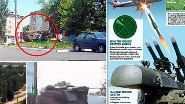 [ẢNH] Tài liệu tình báo Hà Lan tiết lộ tin chấn động về vũ khí bắn rơi MH17