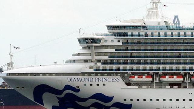 Số ca nhiễm tăng chóng mặt, Nhật Bản sai lầm khi cách ly 3.700 người trên du thuyền Diamond Princess?
