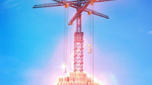 """Dự án lưu trữ năng lượng tái tạo mới: """"Cất điện"""" trong cần cẩu tháp cao rồi sử dụng lực hấp dẫn của chính Trái Đất để tạo điện"""