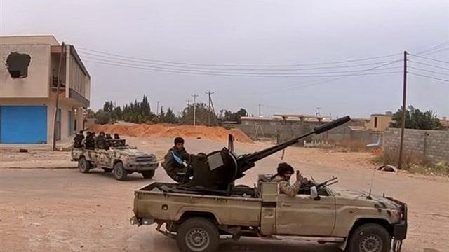 Các bên đối địch tại Libya đề xuất một dự thảo ngừng bắn