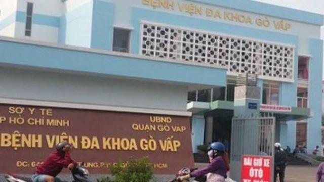 Vụ Giám đốc BVGò Vấp gom khẩu trang: Sở Y tế TP.HCM lên tiếng
