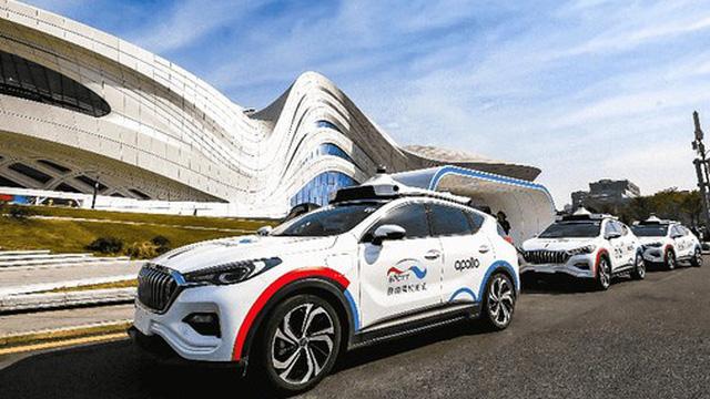 Phải chăng xe hơi tự lái của Trung Quốc đang dần vượt mặt các đối thủ Mỹ?