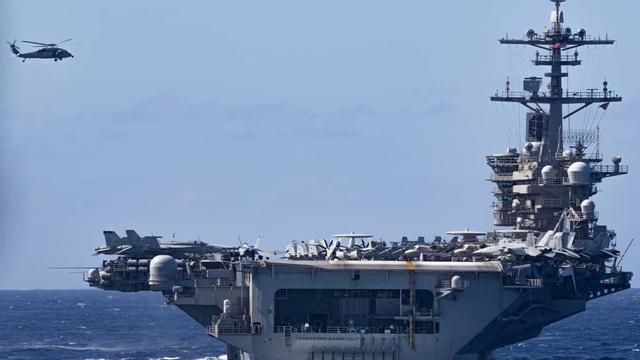 Những điều thú vị về tàu sân bay Mỹ đang thăm Đà Nẵng