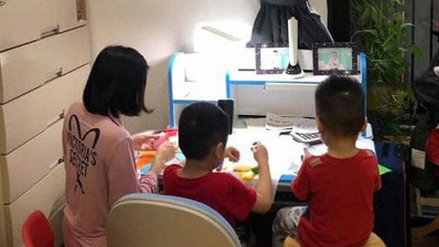 Chồng thiếu gia bất ngờ hé lộ hình ảnh ở nhà chăm con rất khác của Tâm Tít, dân mạng cảm thán hot mom thì cũng là người bình thường thôi mà