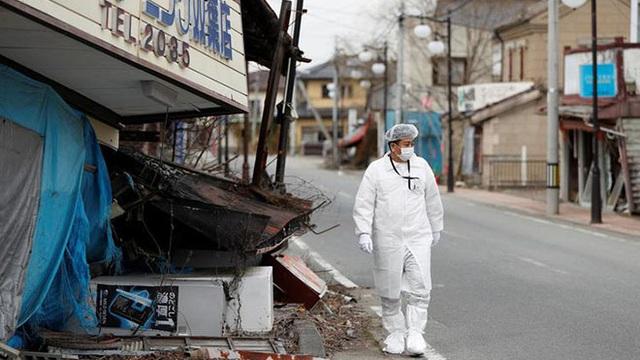 [ẢNH] Bên trong vùng cấm tại Fukushima 9 năm sau thảm họa