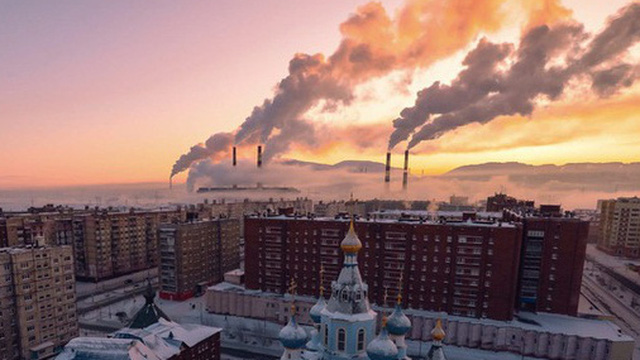 Cuộc sống khắc nghiệt ở Norilsk, nơi tách biệt với thế giới: Không chỉ có khí hậu lạnh giá mà còn là nơi ô nhiễm nhất hành tinh