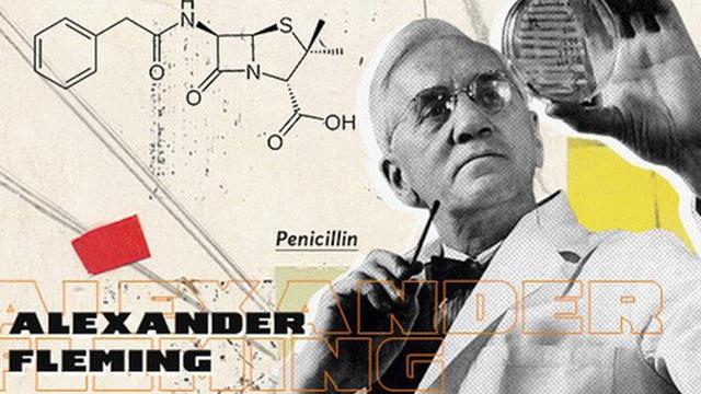 1001 thắc mắc: Ai là người tìm ra kháng sinh Penicillin?