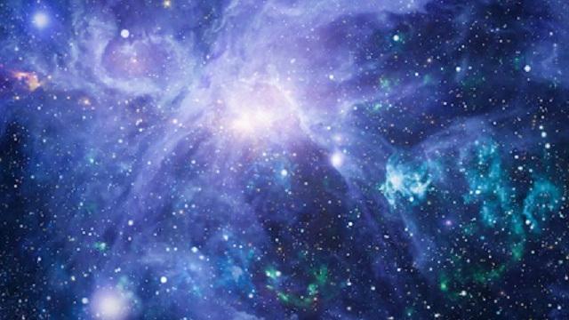 Video thể hiện sự rộng lớn của vũ trụ