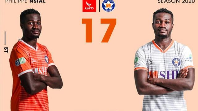 LS V.League 1-2020: CLB Thanh Hóa và SHB Đà Nẵng thay ngoại binh vào giờ chót