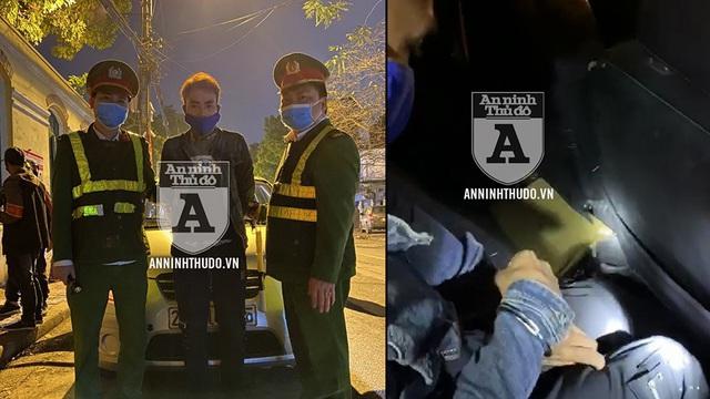Chở nhóm khách nam bất thường, lái xe taxi 'mừng rơn' khi gặp chốt 141