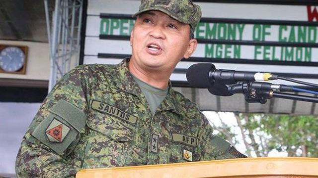 Tư lệnh quân đội Philippines mắc COVID-19, Bộ trưởng Quốc phòng phải cách ly