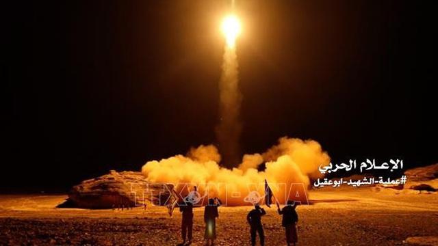 Liên quân Saudi Arabia không kích thủ đô Sanaa của Yemen
