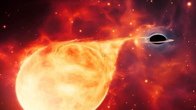 """Choáng váng """"quái vật vũ trụ"""" bằng 50.000 lần mặt trời"""