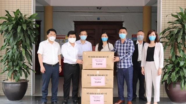 Phú Xuyên: Thắm đượm tình người trong cuộc chiến chống dịch Covid-19