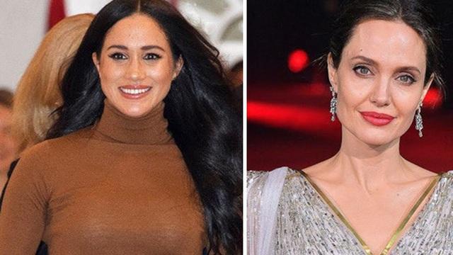 Meghan Markle bị tố trục lợi, kiếm tiền từ tổ chức từ thiện mới, nhanh chóng kết thân với Angelina Jolie để phục vụ cho lợi ích cá nhân