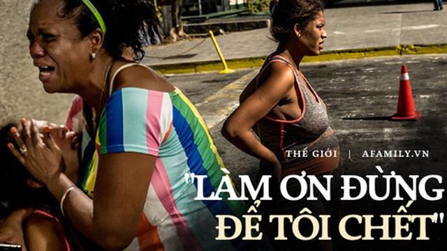 """Nỗi khổ của thai phụ ở Venezuela: Hành trình vượt cạn """"tử thần"""" hành hạ thân xác, đến bệnh viện nào cũng bị từ chối và những cái chết trở thành """"bí mật"""""""