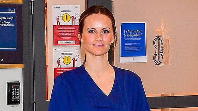 Công nương Thụy Điển tình nguyện tham gia đội ngũ tuyến đầu chống dịch Covid-19 với tư cách là một trợ lý y tế