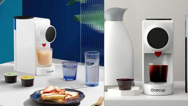 Xiaomi ra mắt máy pha cà phê, trà sữa, sữa đậu nành, giá 1.7 triệu đồng