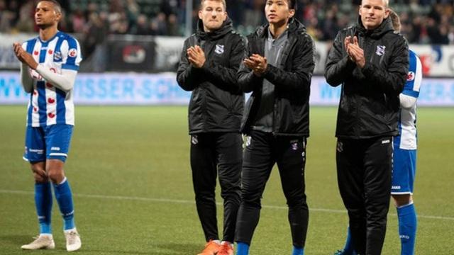 Nguyễn Van Bakel kiếm bao nhiêu khi giúp Đoàn Văn Hậu gia nhập Heerenveen?