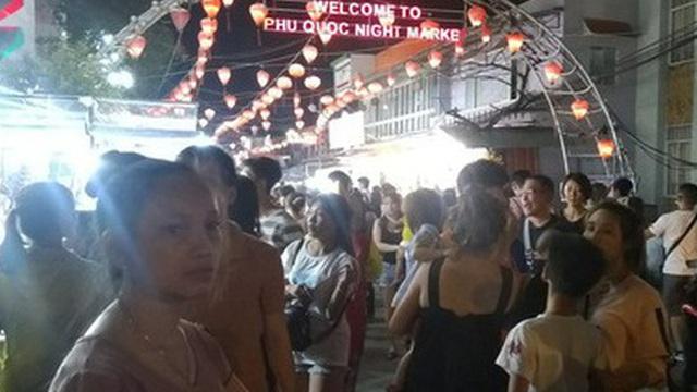 Tối nay, chợ đêm Phú Quốc đón tin rất vui