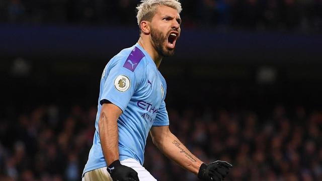 Aguero báo tin vui cho Man City, mơ Quả bóng vàng